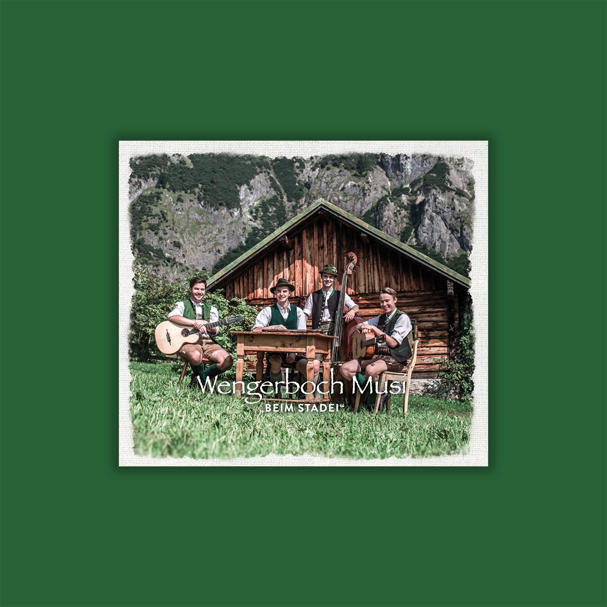 Wengerboch Musi CD - Beim Stadei