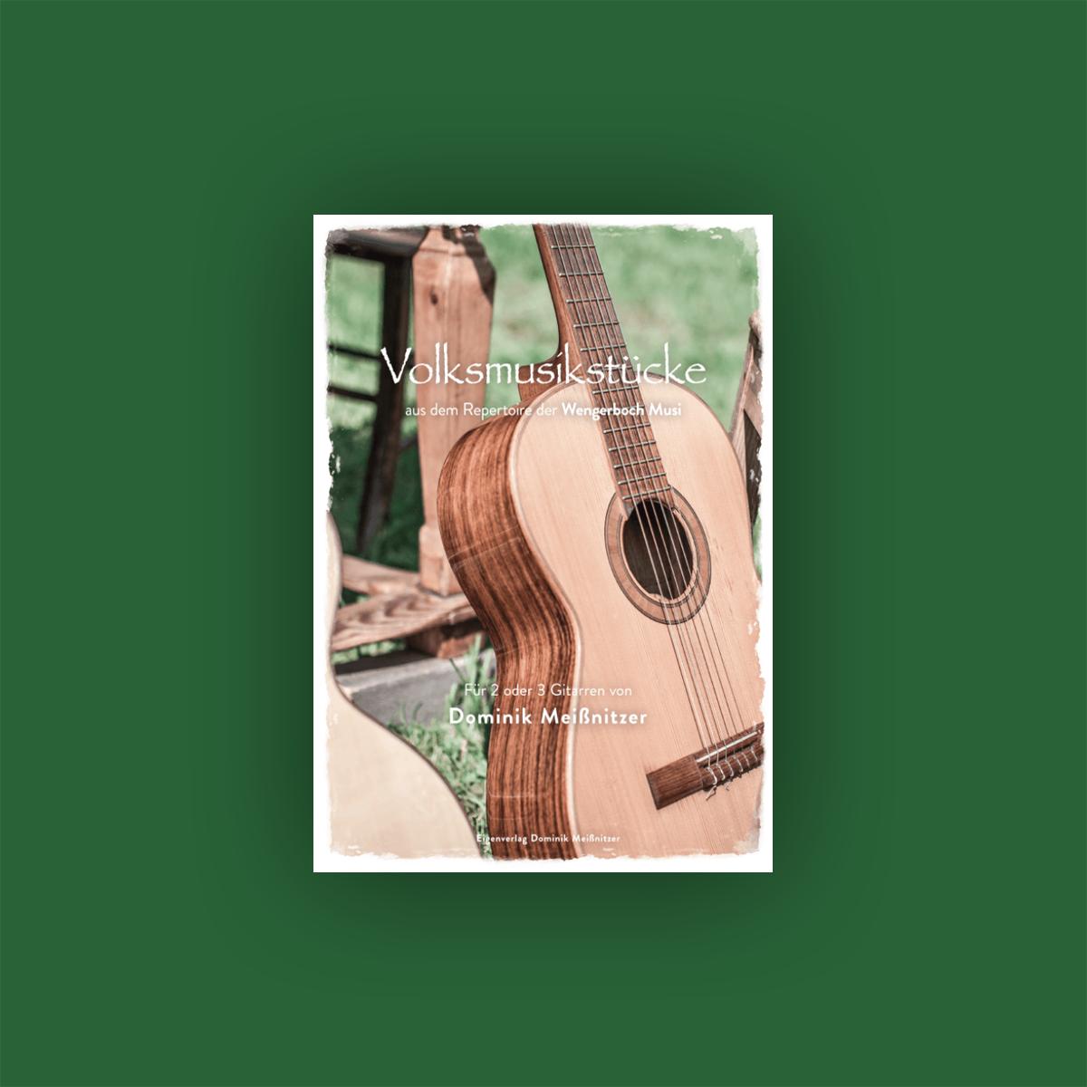 Gitarrennoten Dominik Meißnitzer